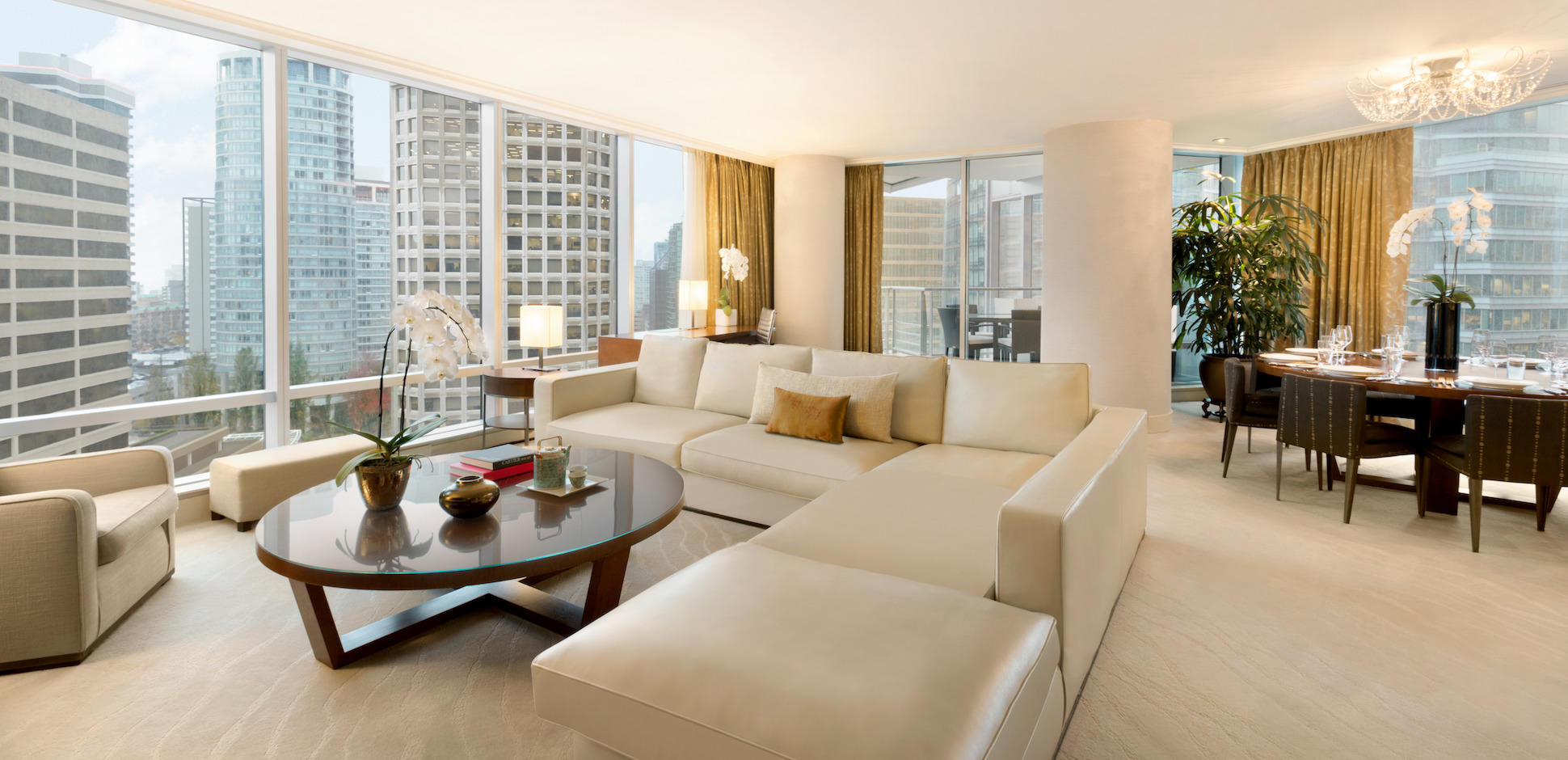 Shangri-La Hotel Vancouver - Orchid Suite - 1238431.jpg