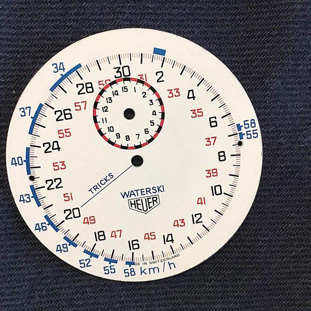 Crazy Heuer dial... . . . #VintageHeuer #OldHeuer  #HeuerWaterSki #HeuerSemikrograph #Mikrograph #Heuer #Leonidas #TagHeuer #Stopwatch #VintageStopwatch #vintage #Andhora #Omega #Rolex #Breitling #WatchFam #OldTimer #Seiko #WatchFam #VintageCurators #VintageHeuer #Stopwatch #Stopwatches #HeuerStopwatch #Rareheuer #RareBreitling #MonteCarlo #HeuerMontecarlo #andhora #Hodinkee #vintage #VintageHeuer #vintageWatch #Omega #Rolex #TagHeuer #Breitling #VintageStopwatch