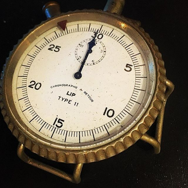 LIP Bomb Timer... . . . #VintageLIP #ChronographLIP #BombTimer #LIPWatches #ChronographeaRetour #HeuerSemikrograph #Mikrograph #Heuer #TagHeuer #Stopwatch #VintageStopwatch #vintage #Andhora #Omega #Rolex #Breitling #WatchFam #OldTimer #Seiko #WatchFam #VintageCurators #VintageHeuer #Stopwatch #Stopwatches #HeuerStopwatch #Rareheuer #RareBreitling #MonteCarlo #HeuerMontecarlo #andhora #Hodinkee #vintage #VintageHeuer #vintageWatch #Omega #Rolex #TagHeuer #Breitling #VintageStopwatch #LIPType11