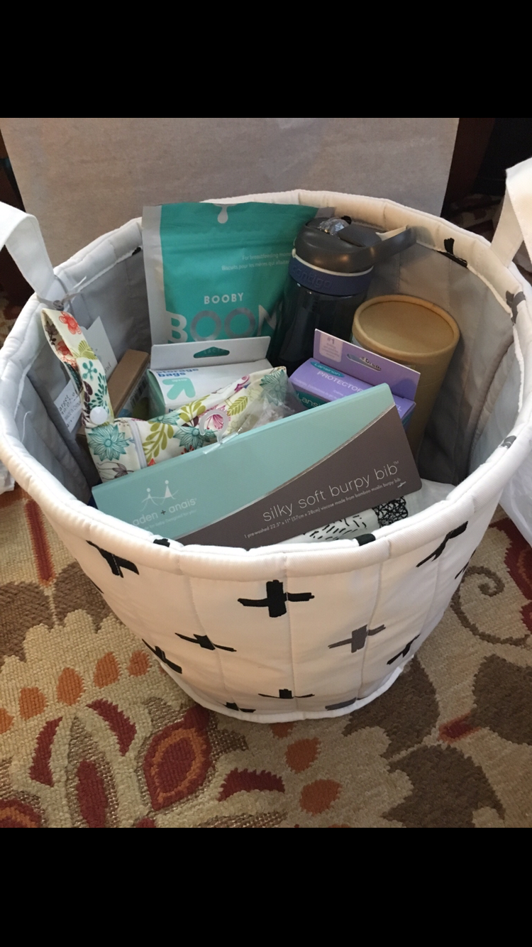 Some of my breastfeeding favs that I gift to all my new mama friends!