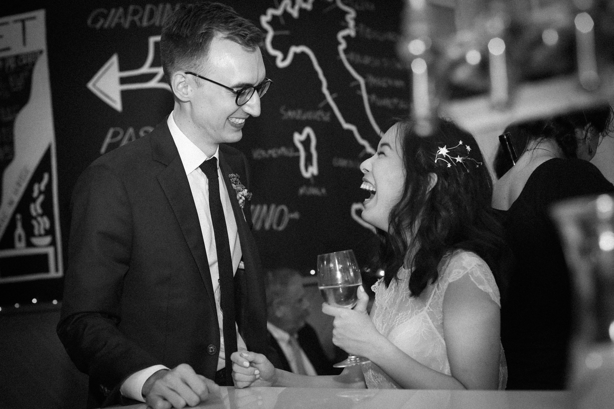 Ayaka & Ben, July 2018. Photo by Johnny Cirillo.