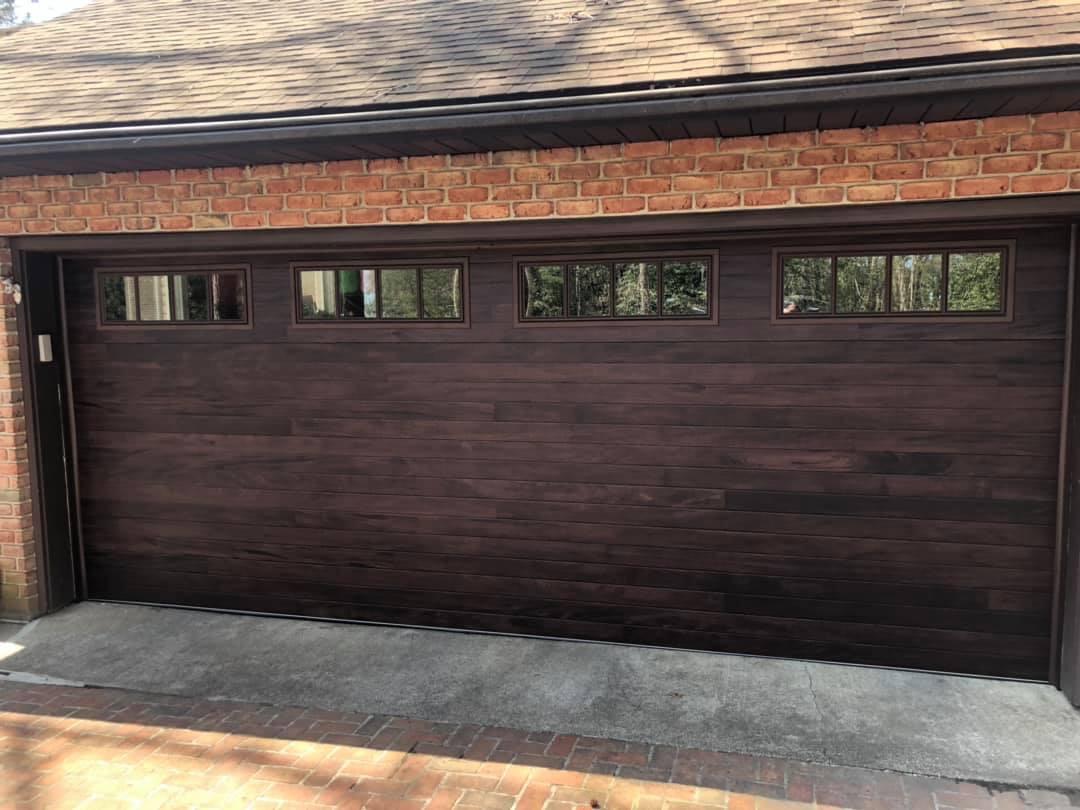 CHI plank door