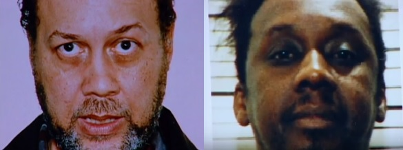 Left: Lawrence Horn. Right: James Perry.