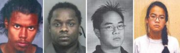 David Mylvaganam, Eric Carty, Daniel Wong and Jennifer Pan