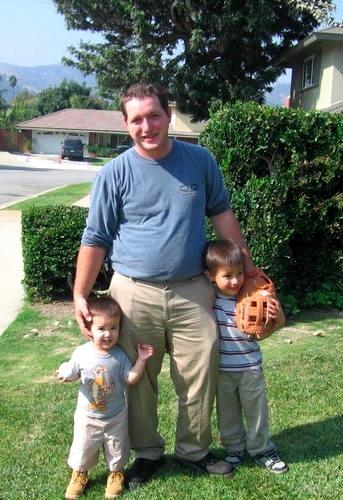 Ian, Neal, & Devon Williams