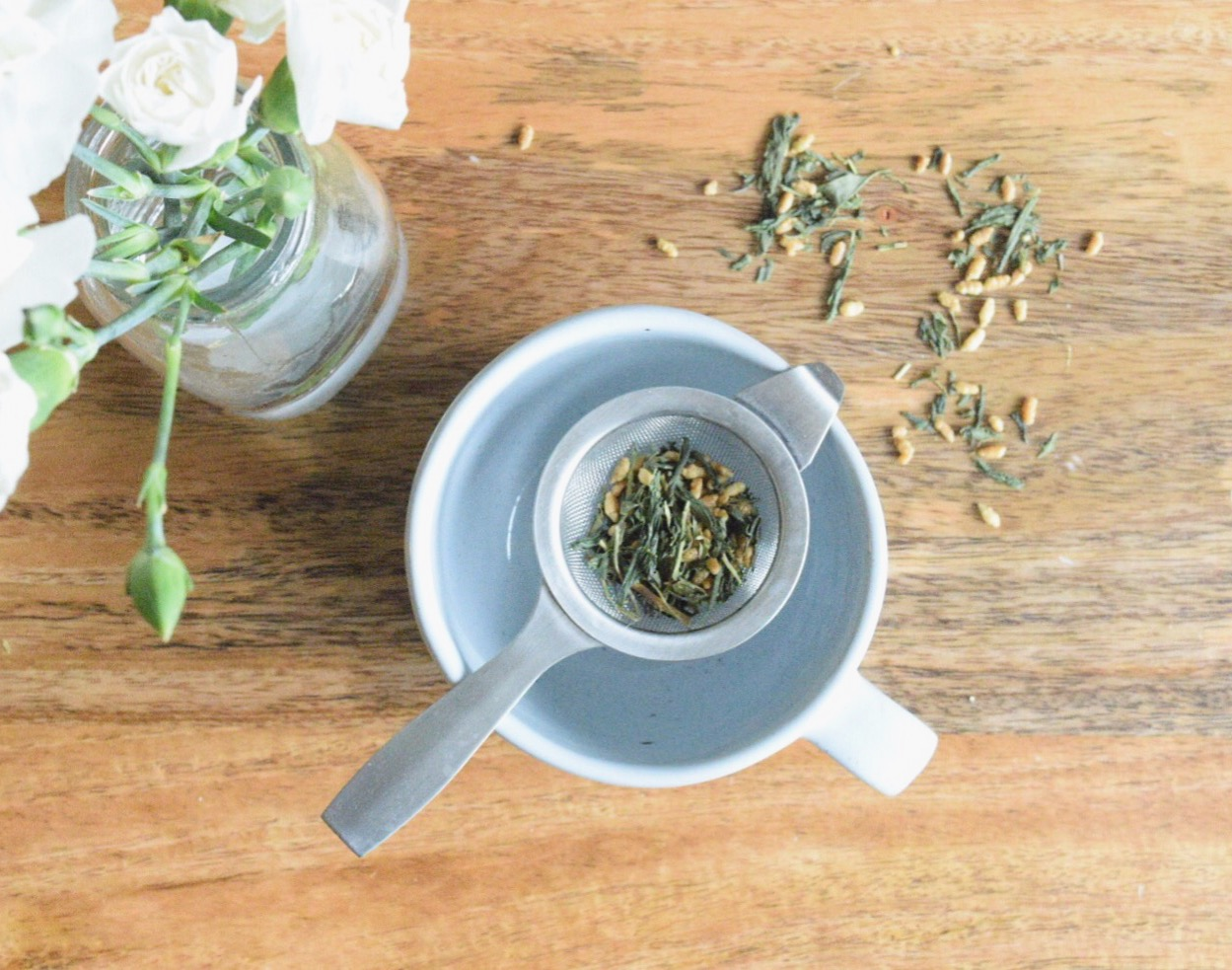 brew your own loose leaf tea