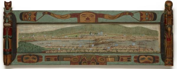 Frederick Alexcee (Tsimshian/Canadian 1853-1940) Fort Simpson