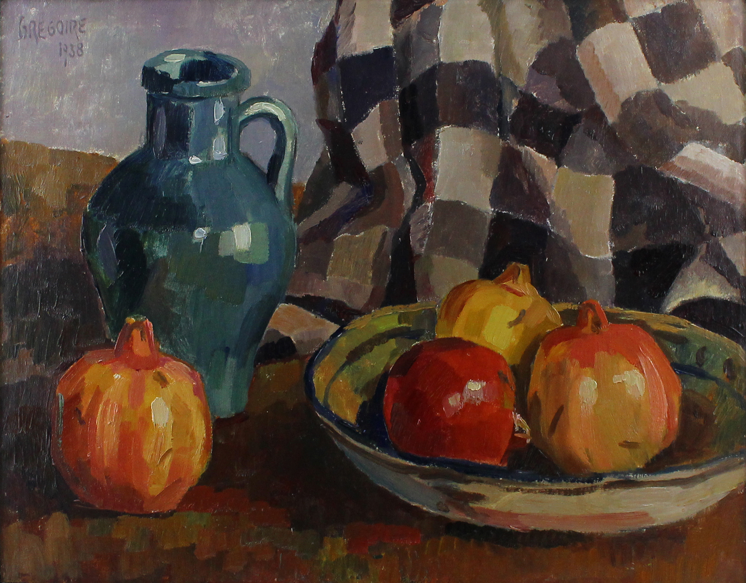 Still life with vase and pomegranate .jpg