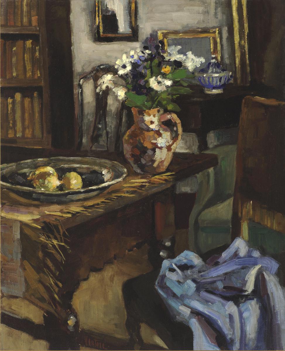 Mogens Vantore (Danish 1895-1977) Home