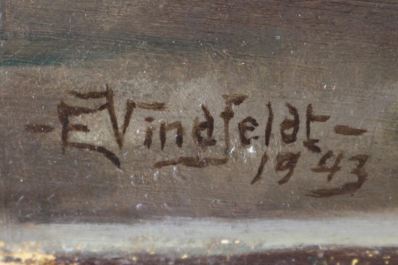 Ejnar Vindfeldt (Danish 1905-1953)