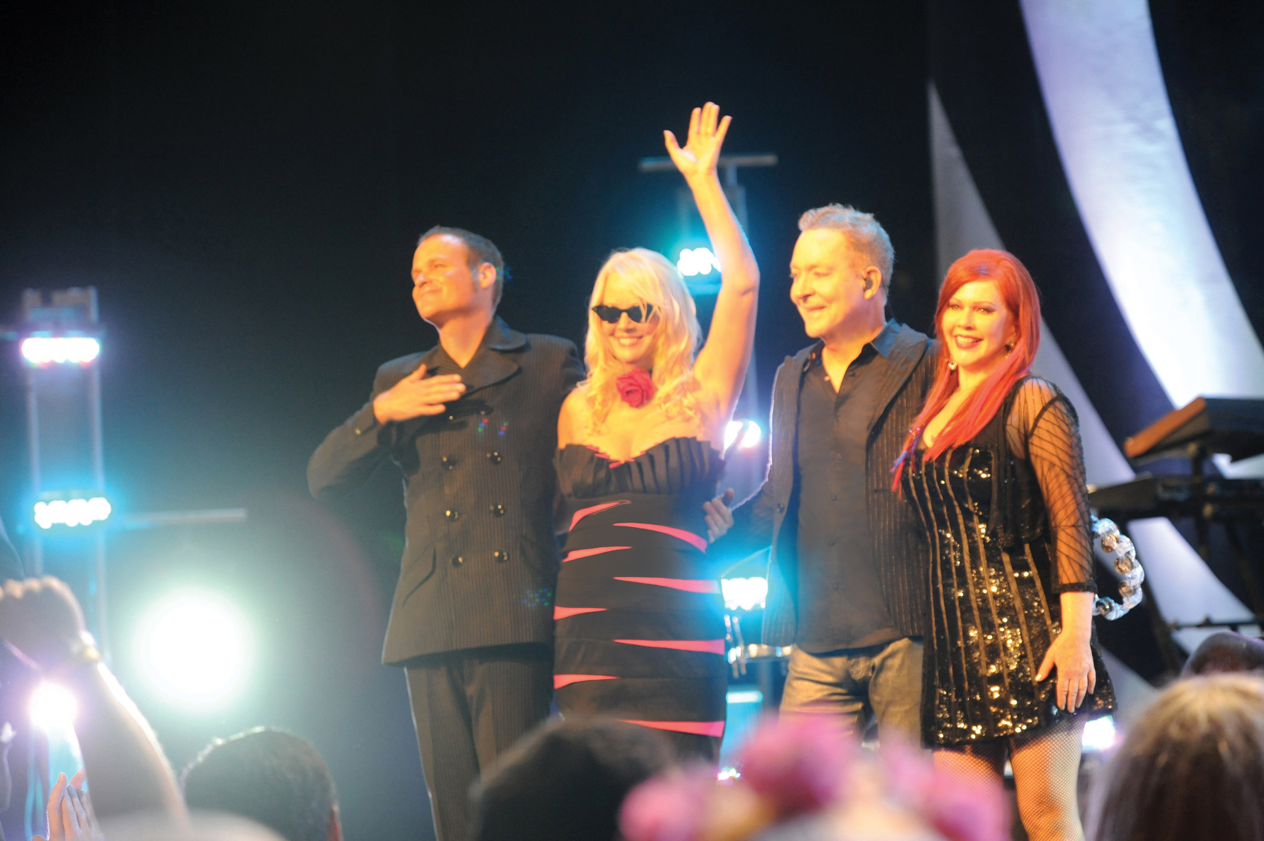 B-52s live, bowing. Photo by @Wingate Downs Photography.jpg