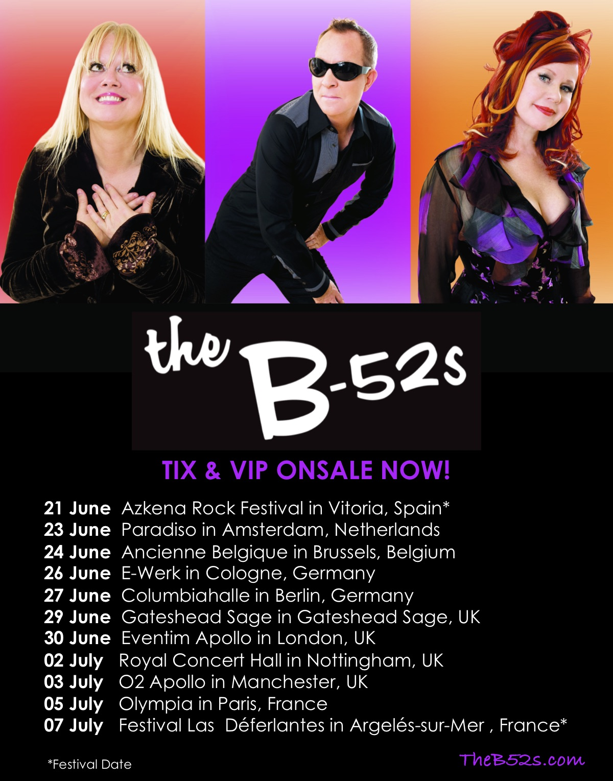 The B52s European Farewell Tour Poster EUROPE copy.jpg