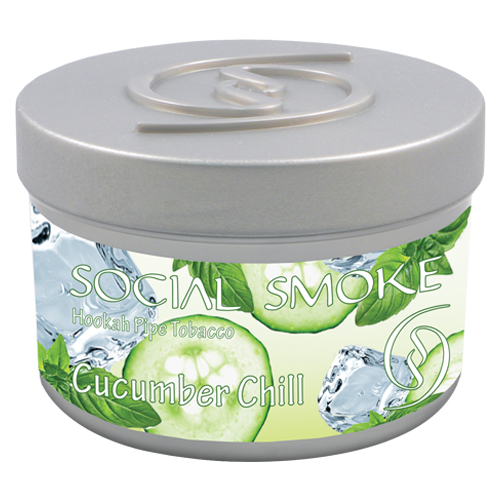 CUCUMBER CHILL - A calming and fragrant mix of fresh, green cucumber and invigorating mint with floral and herbal undertones.
