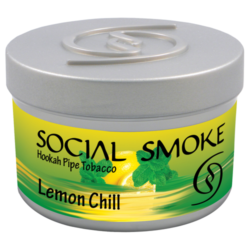 LEMON CHILL - Sweet and tangy lemon infused with fresh mint for a cool finish.