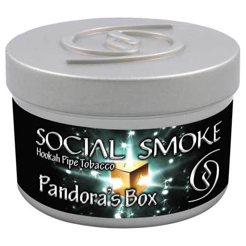 PANDORA'S BOX - The fusion of ripe, red cherries and bittersweet cinnamon make this a spicy delightful treat.