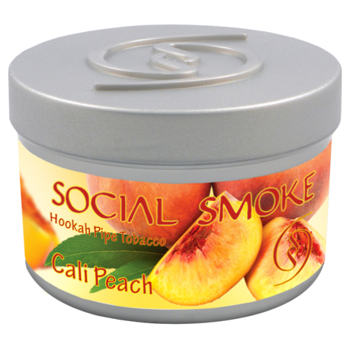 CALI PEACH - Sweet as summertime, smooth peach flavor full of sunshine and relaxing good times with each and every savory taste.