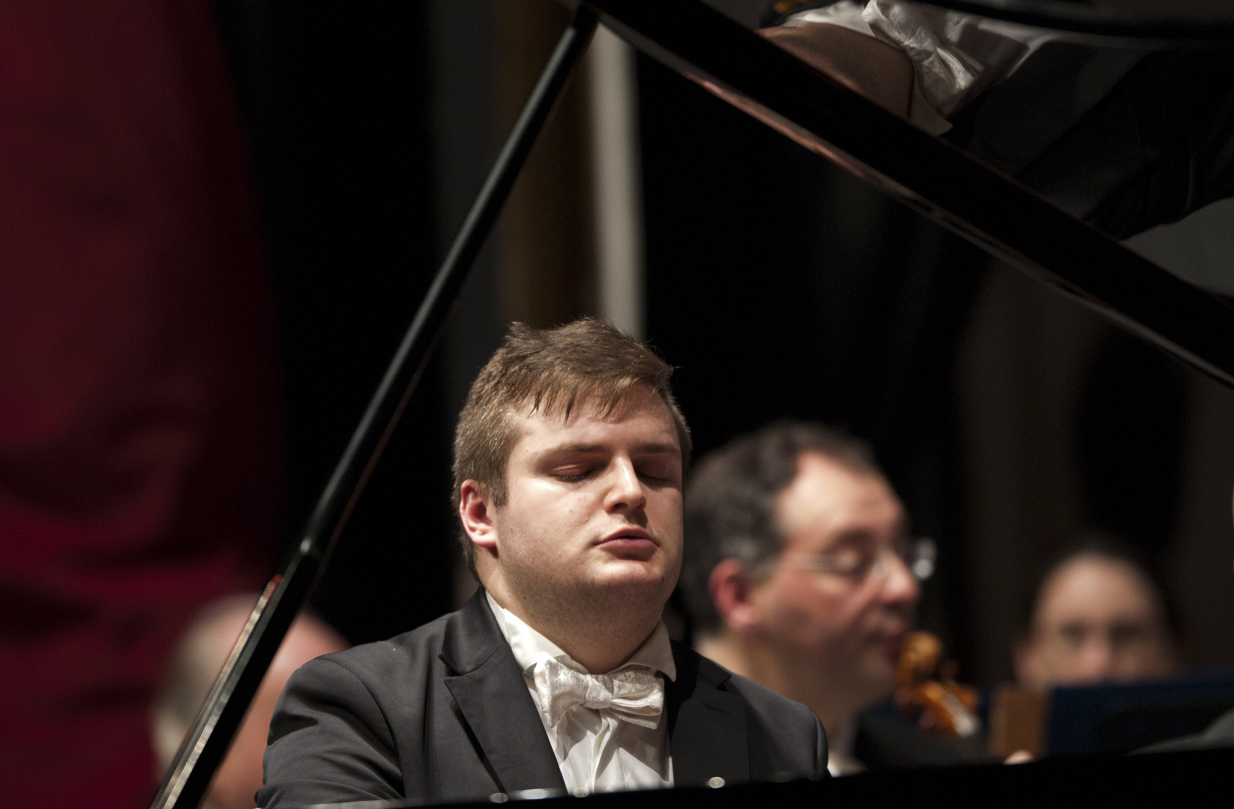Hasting Piano Concerto Competition
