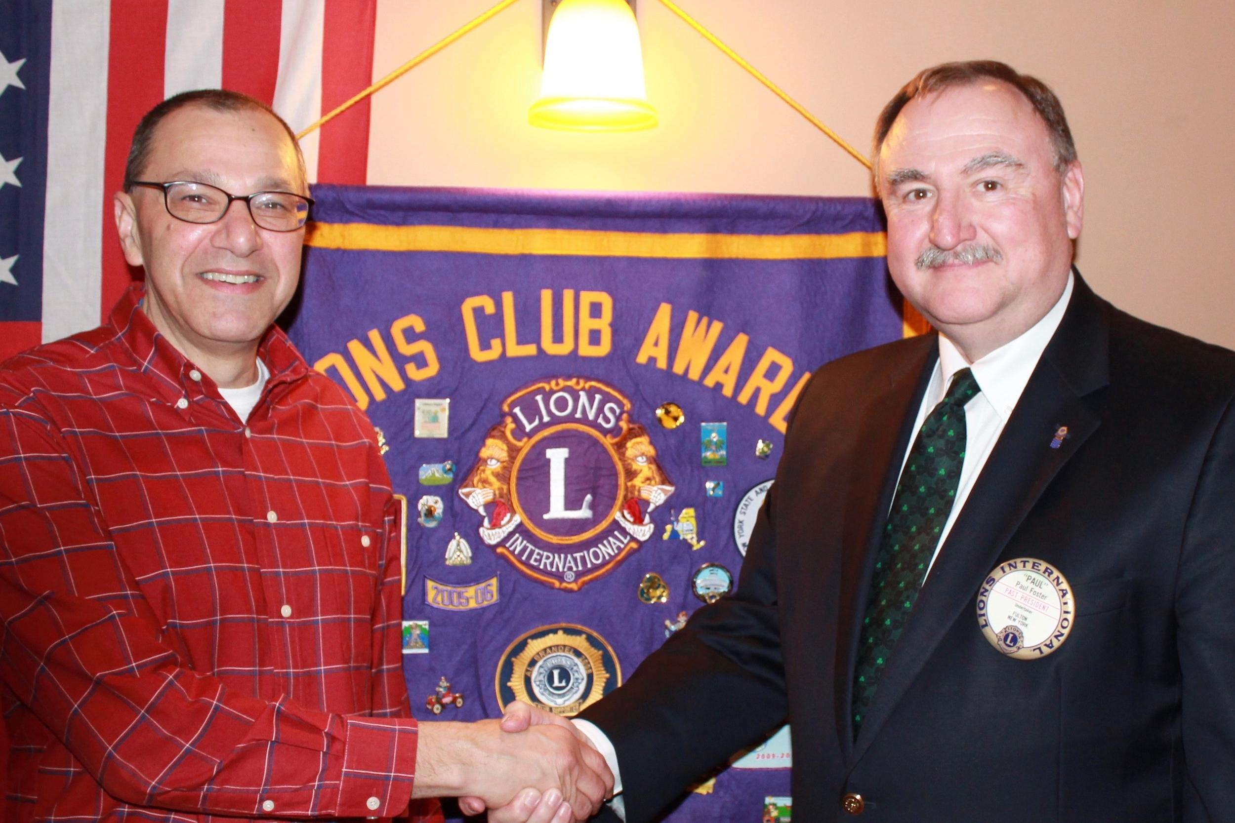 Fulton Lion's Club