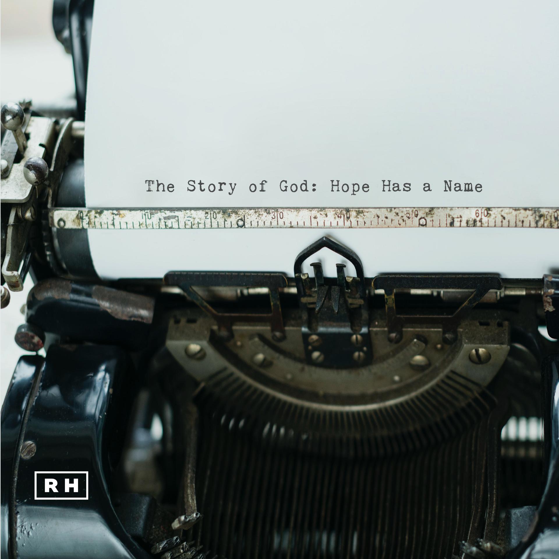Hope is Written in the Law -Andy Boettcher -