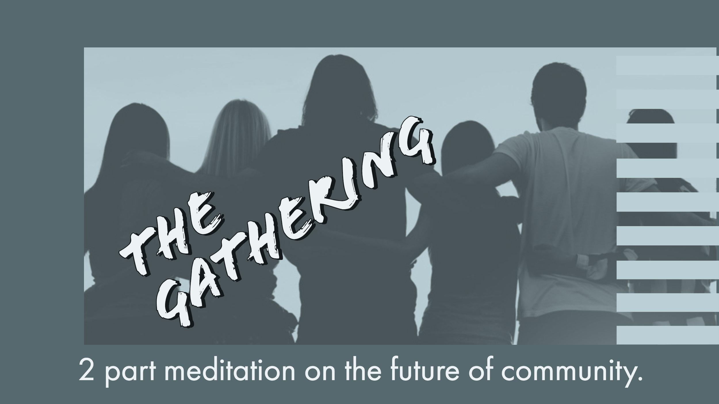 The Gathering Pt 1 - Robert Frazier