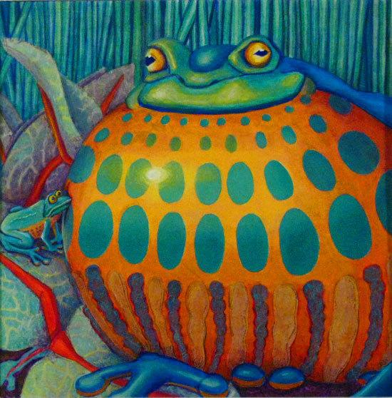 Big Frog, Little Frog