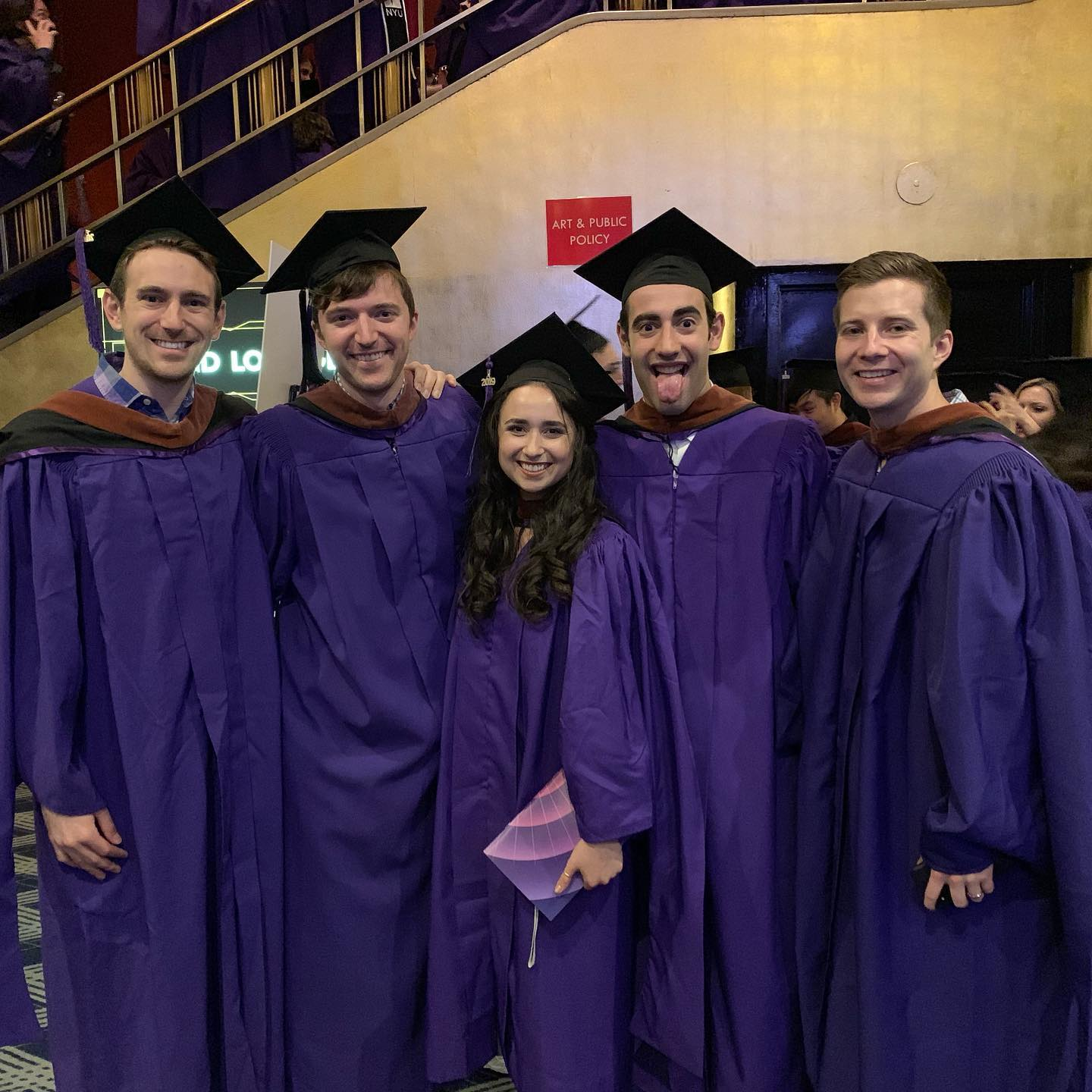 New York University Graduation