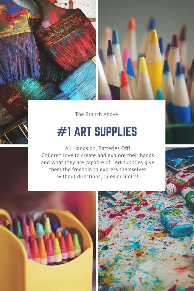 top 5 toys - art supplies