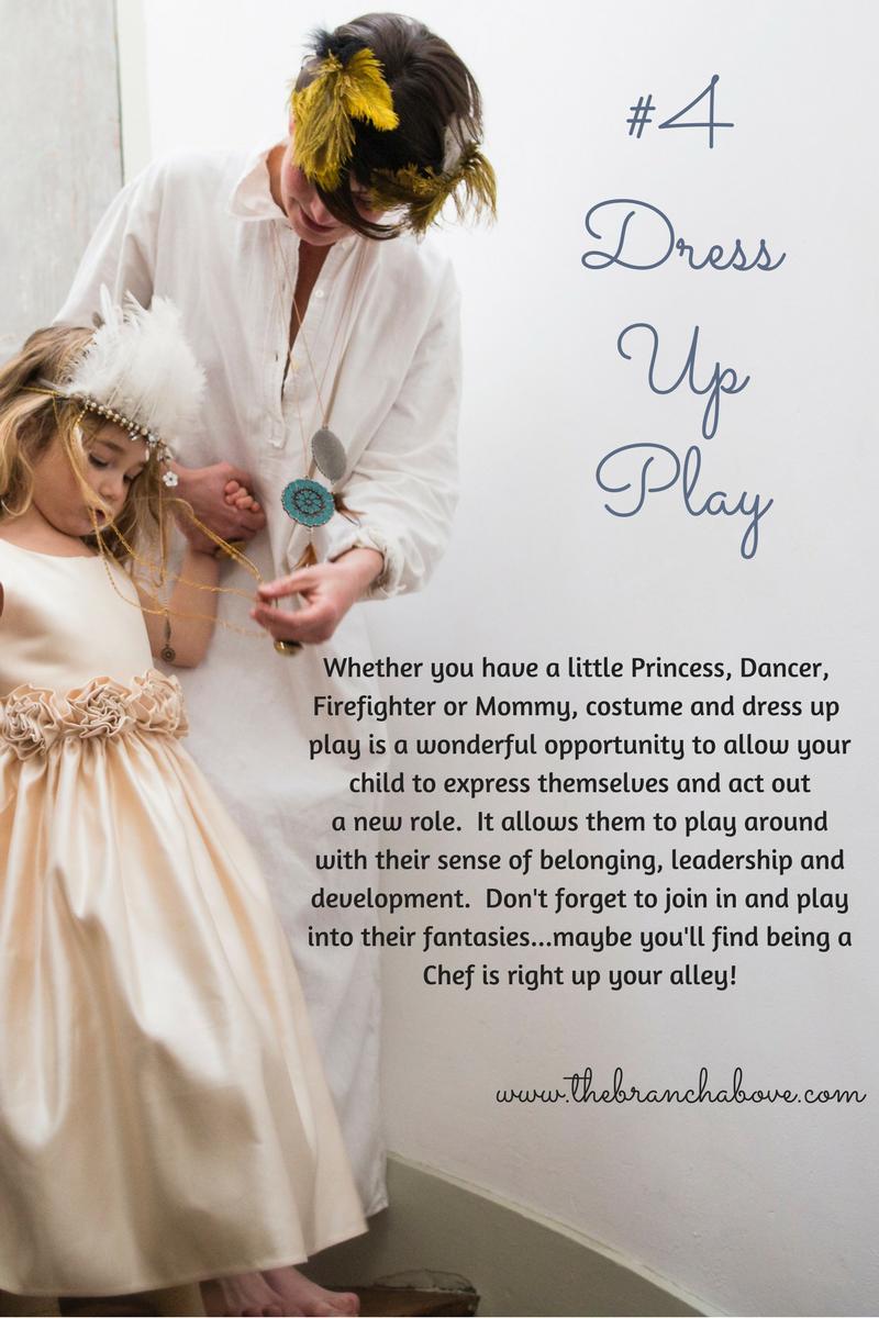 top 5 toys - dress up play