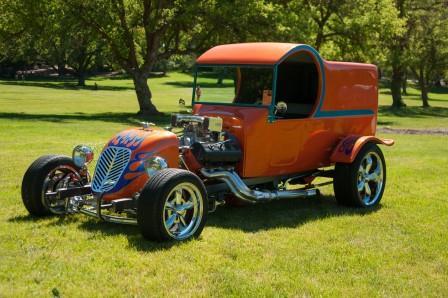 2013 Board's Choice Greg Beckman, Sr. Klamath Falls, Oregon 1923 Dodge C Cab Delivery