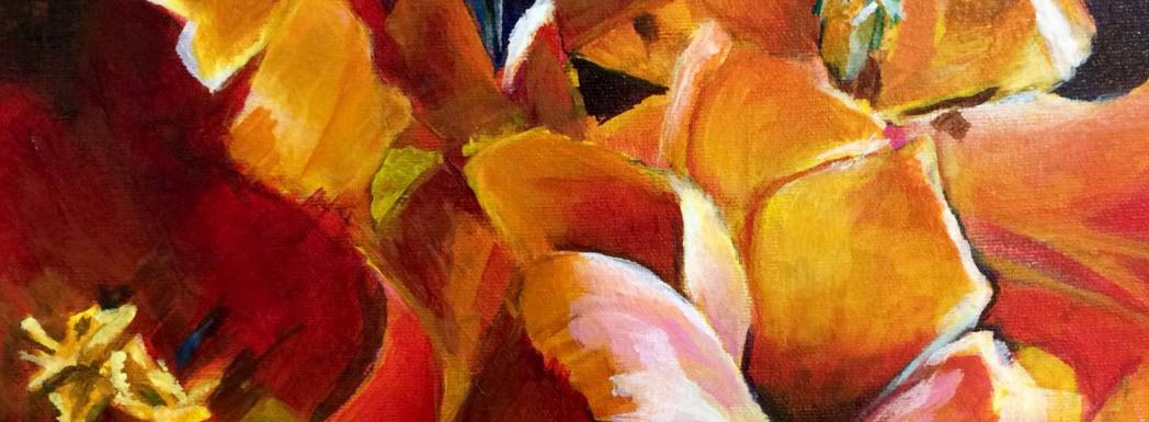 Detail of Sunshine Ladies II -