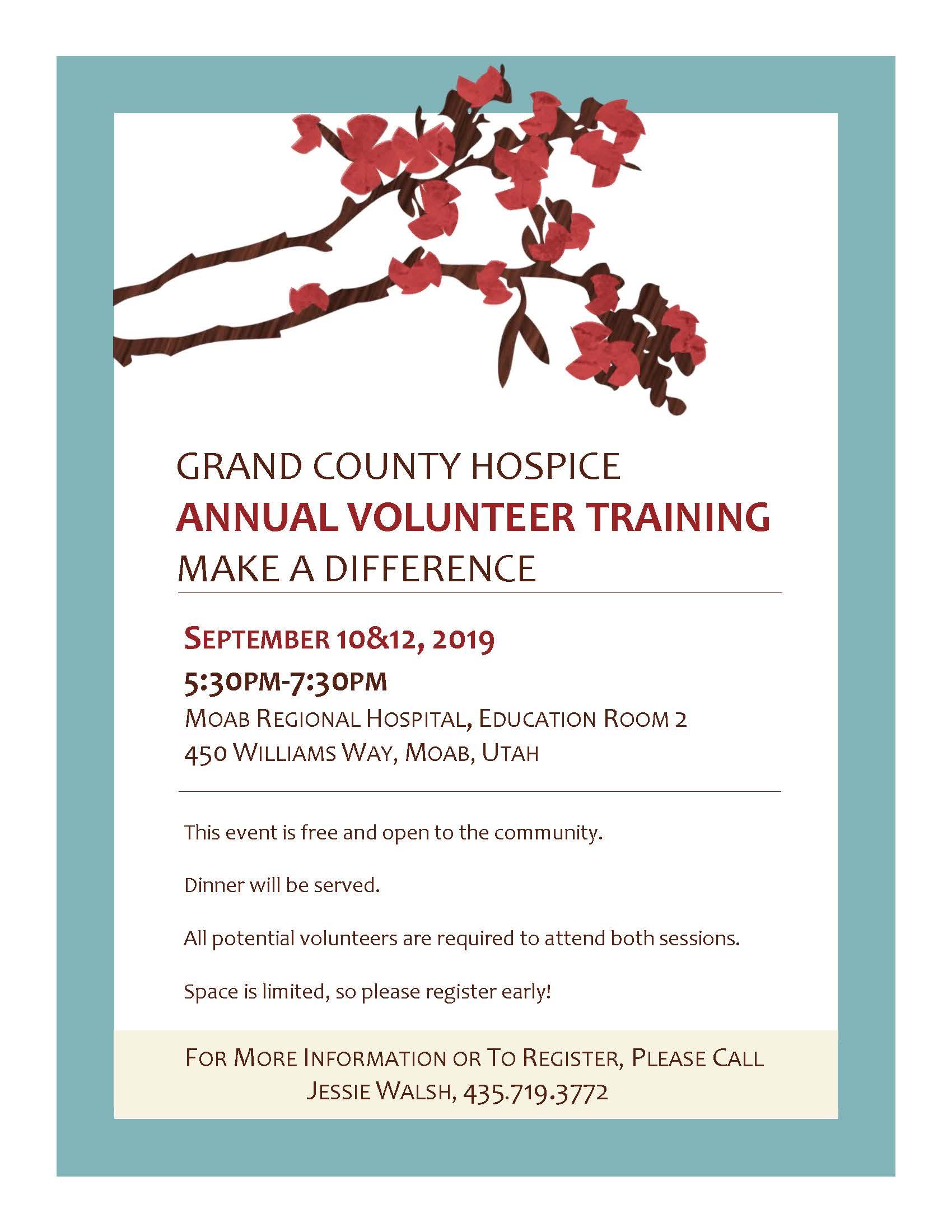FLYER.Hospice Volunteer Training, 09.10-12.19.jpg