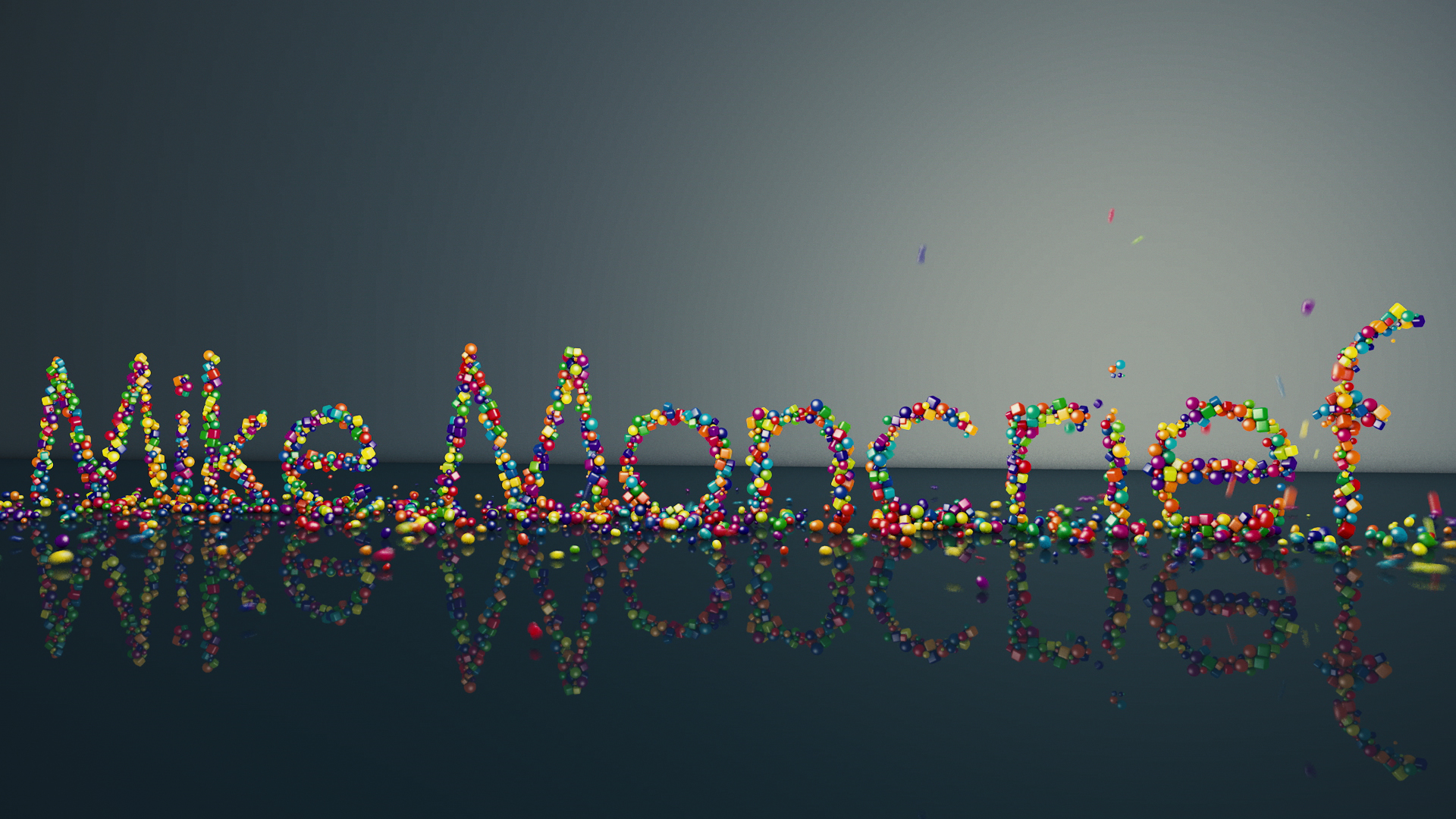 I have been having fun working in Cinema 4d. Putting together a one minute demo piece. Stay tuned !!