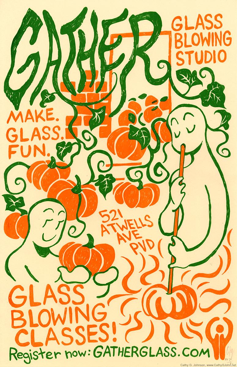 Gather Glass, Fall 2018