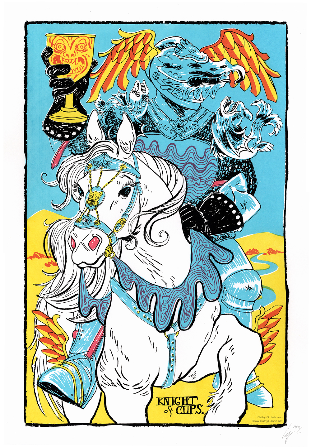 Knight of Cups / Personal Work