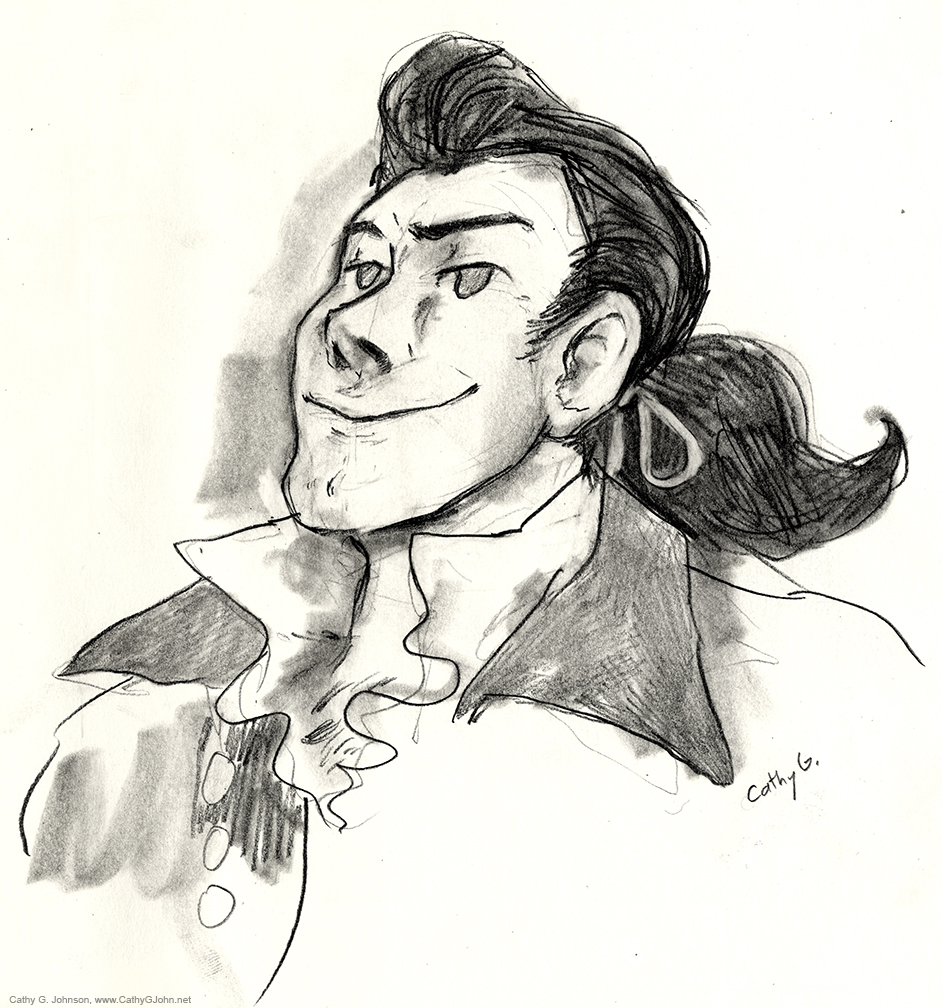 February 10, 2019 - Gaston warm-up
