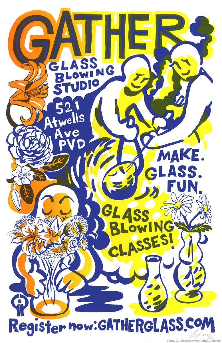 Gather Glass - Spring 2019