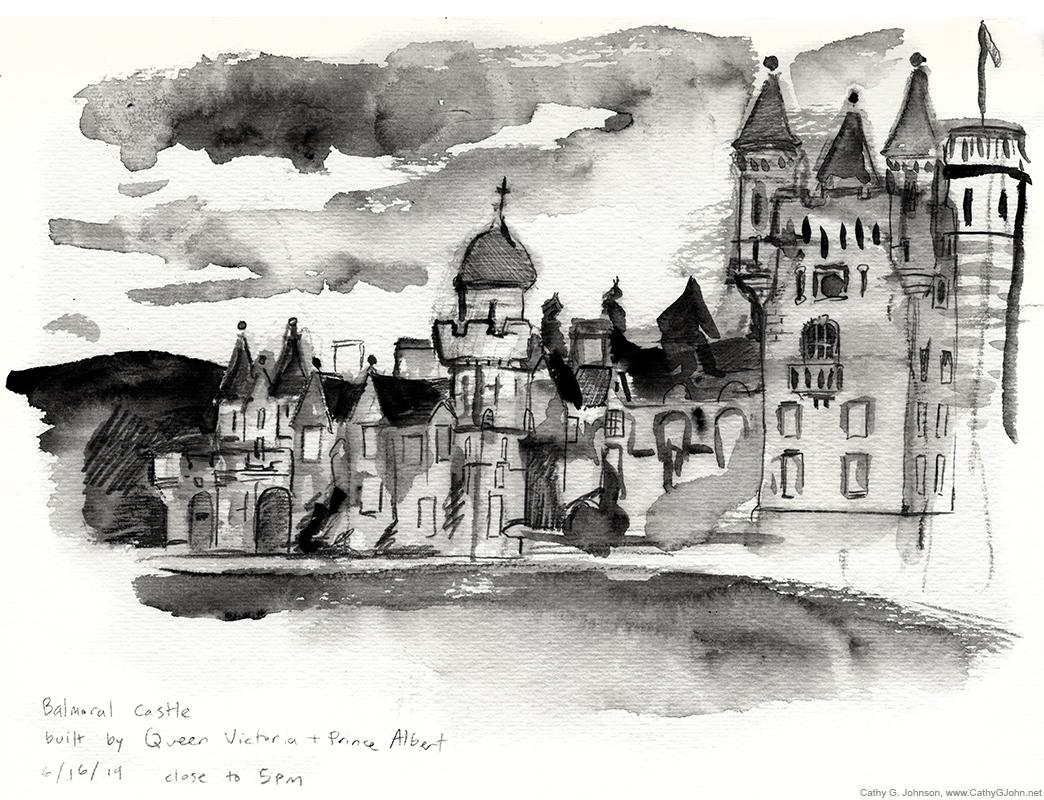 June 16, 2019 - Balmoral Castle