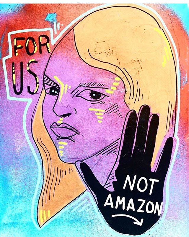 Join us and others today at noon at 2100 Clarendon Blvd to tell Arlington County Board we want direct investment into our communities NOT payouts to Amazon NOT gentrification NOT deportations NOT displacement NOT environmental destruction. If you cannot attend, sign the petition in our profile or email the county board directly at countyboard@arlingtonva.us #forusnotamazon