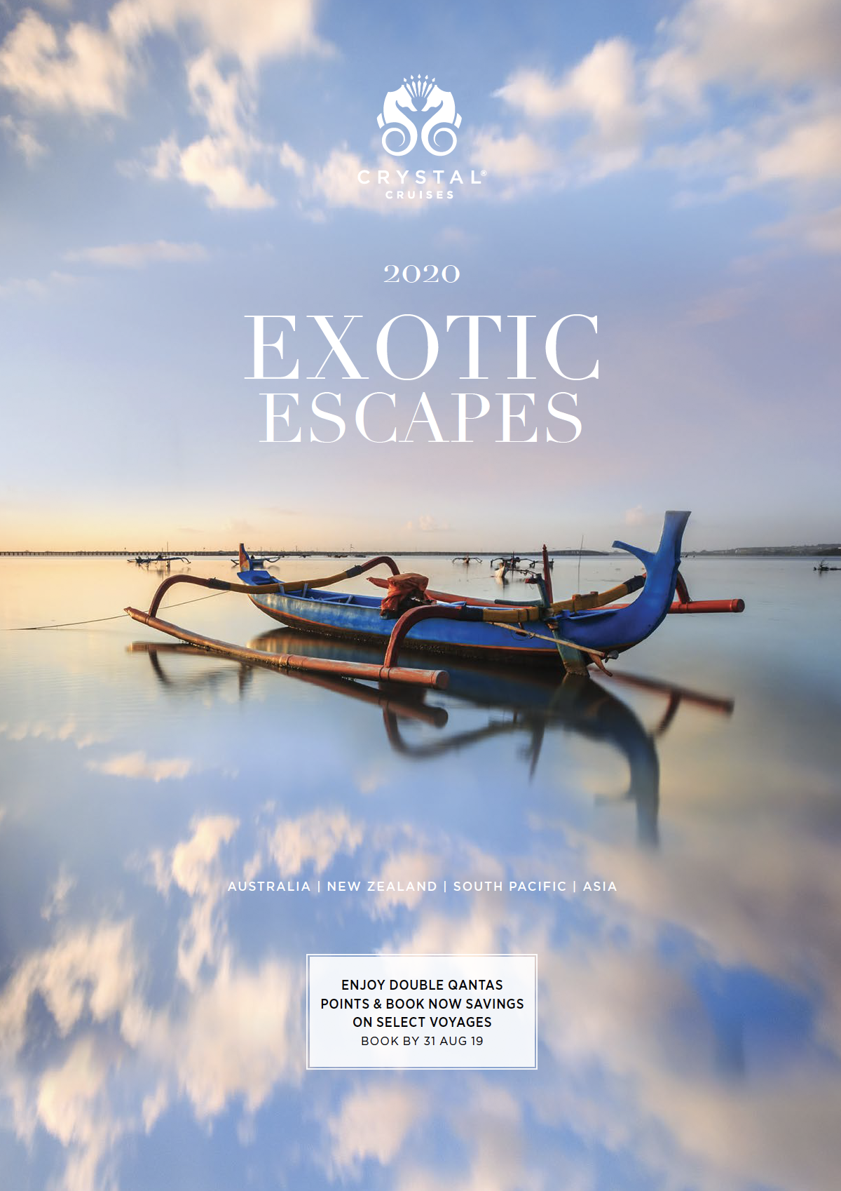 Enjoy double qantas points + savings - Download brochure here