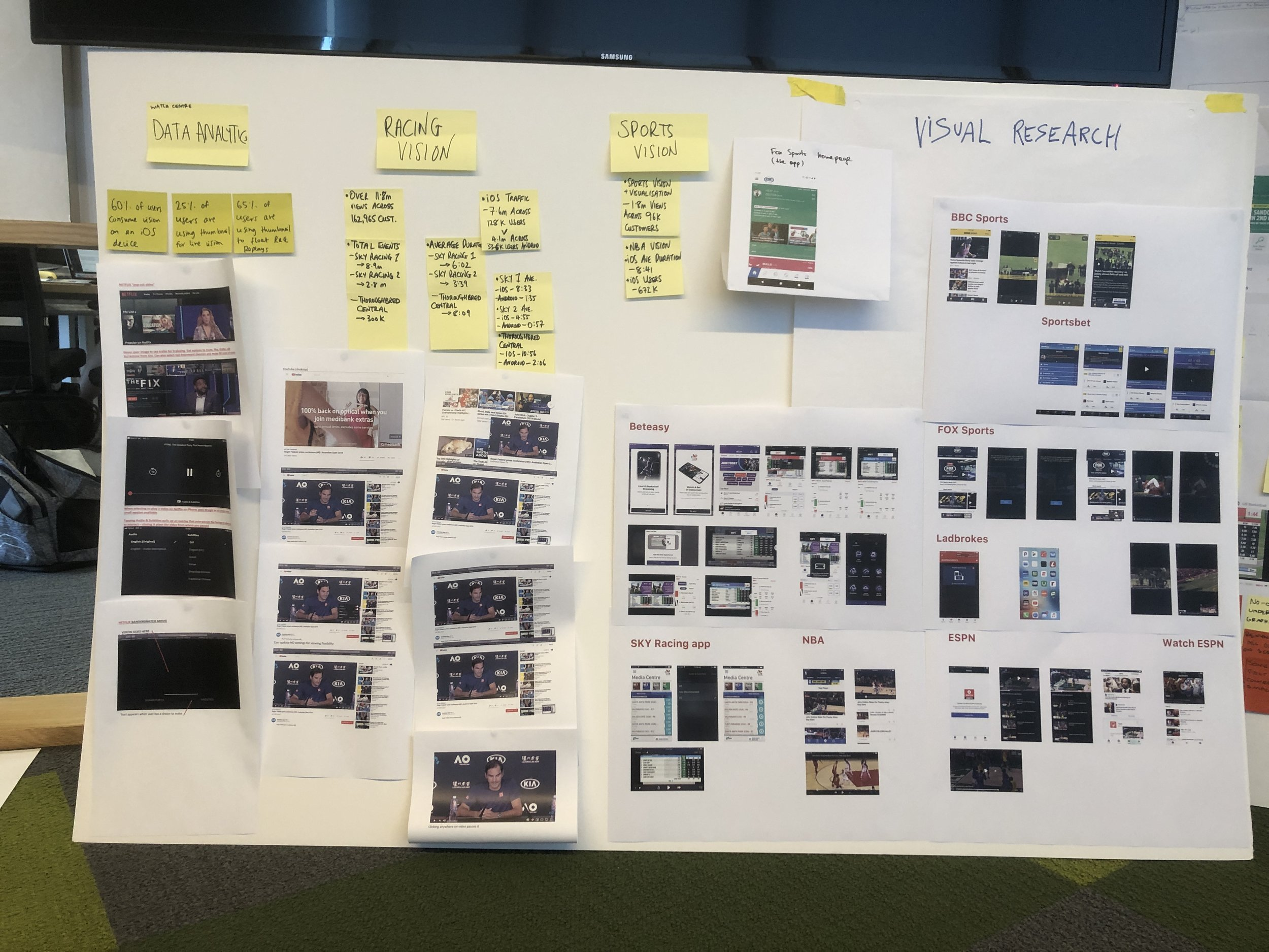 Watch and Bet Design Sprint - Coming soon