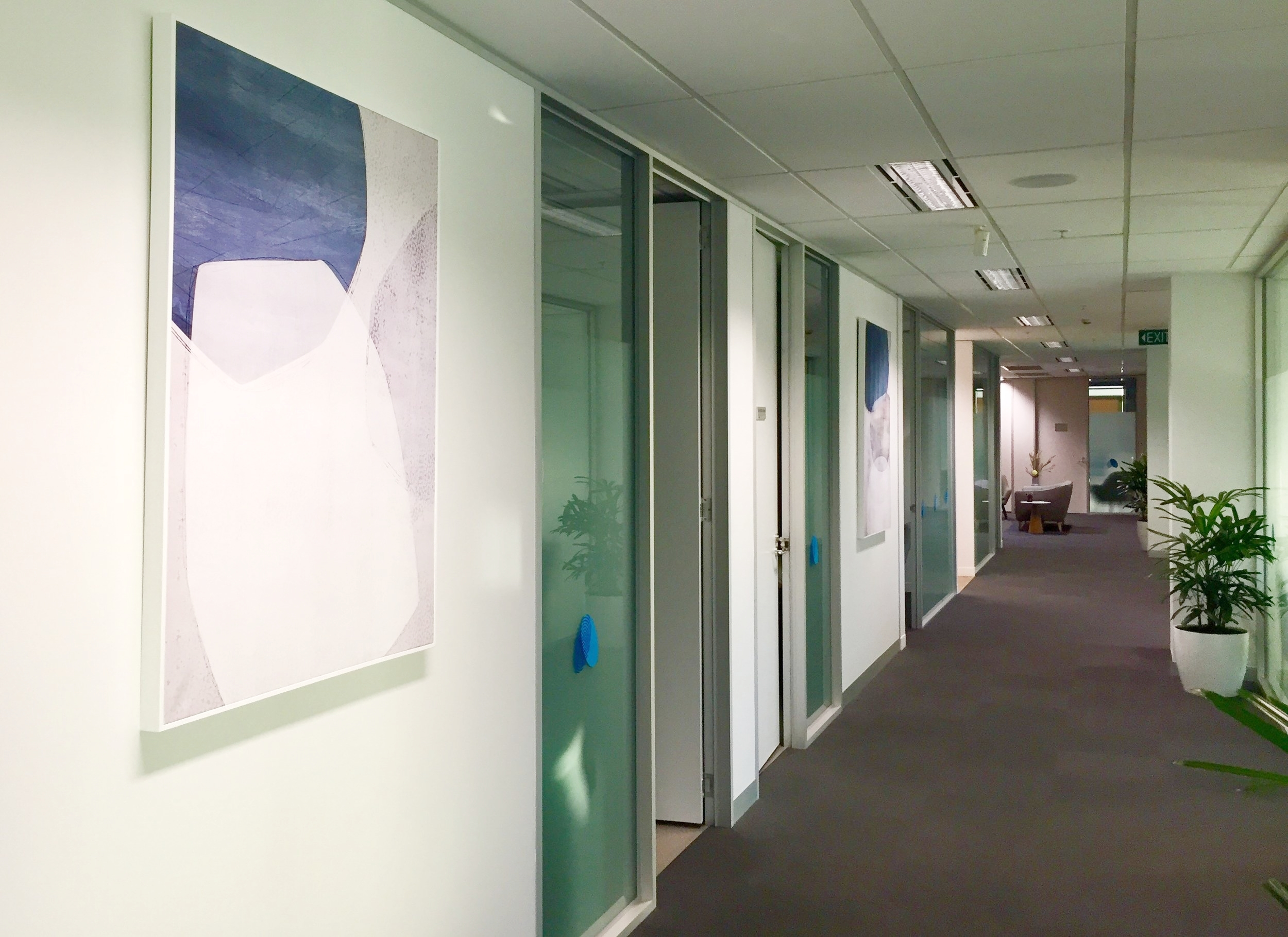 Pain Specialists Australia - Consulting Rooms Hallway.JPG