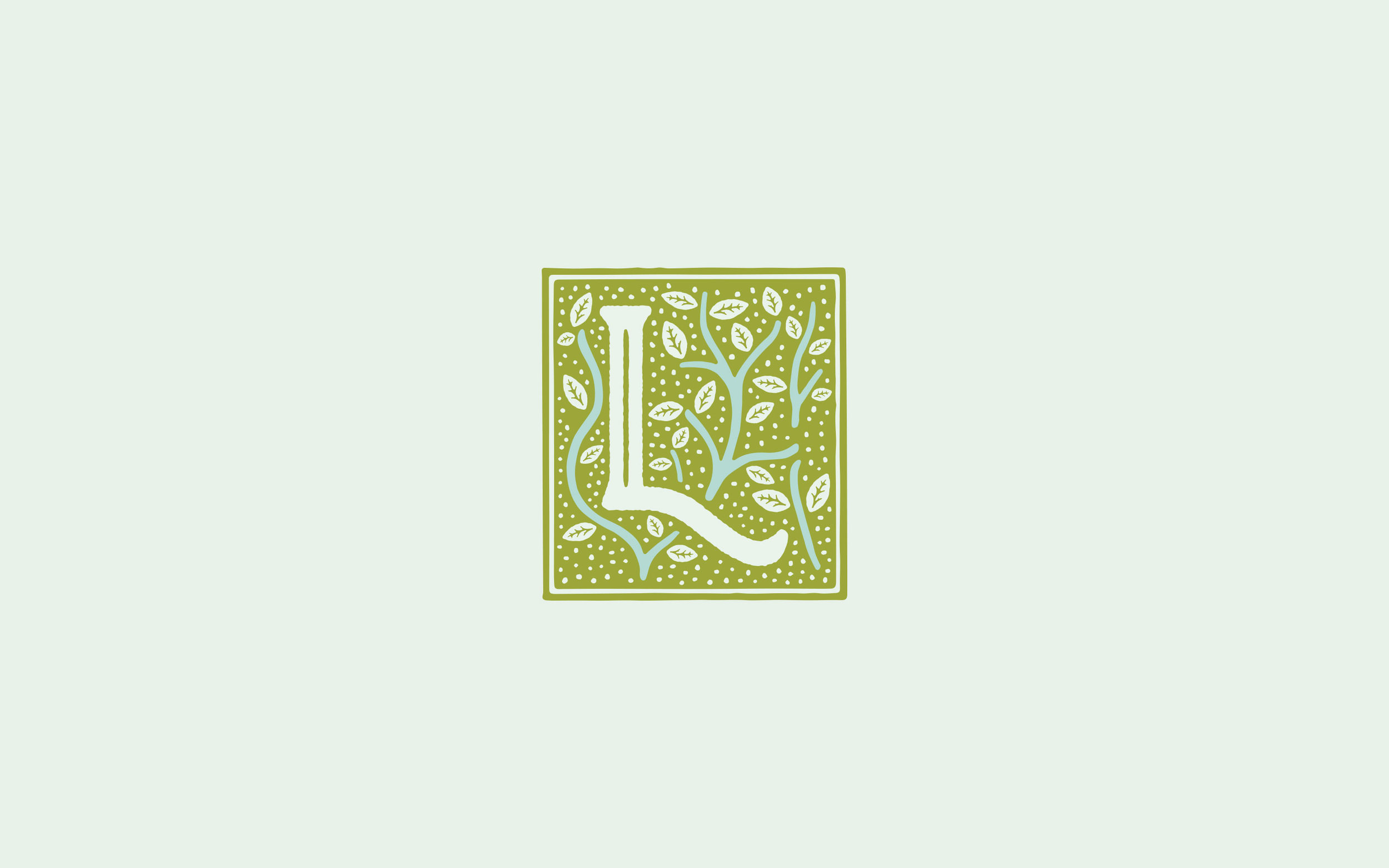 Leaves Book & Tea Shop - Visual Identity