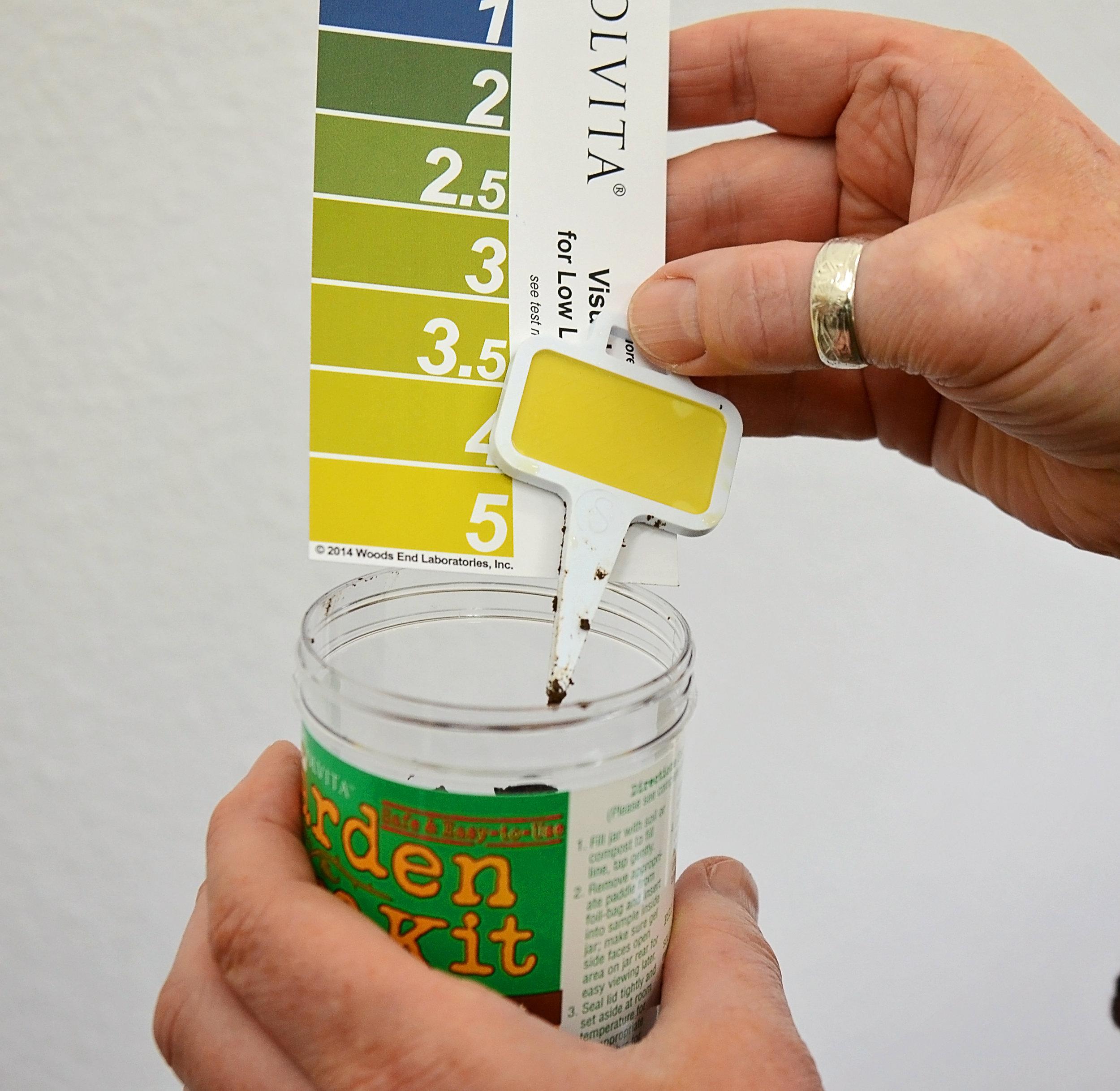 Garden Care Soil/Compost Test Kit