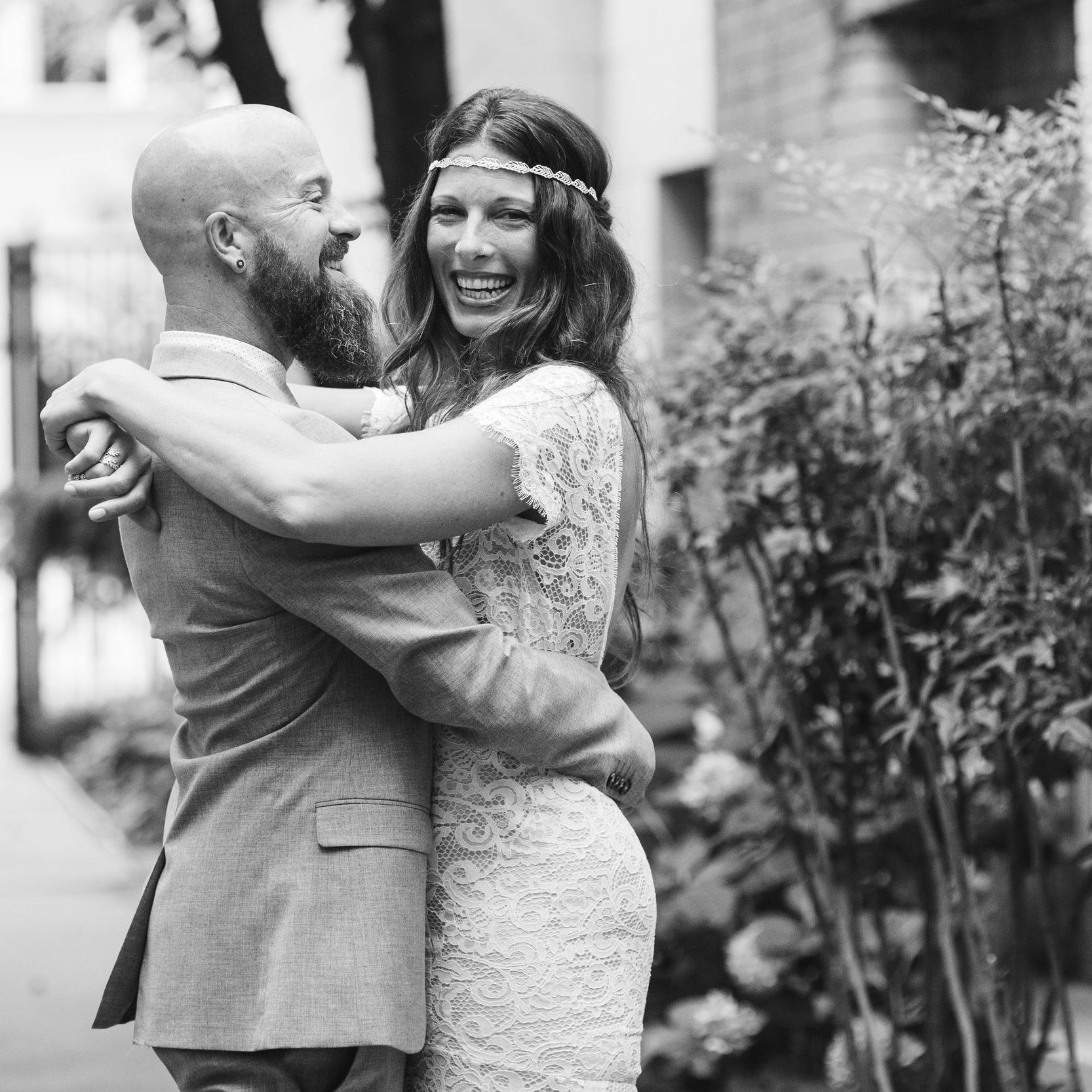 Sarah & Charlie's wedding!