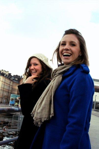 Jessica & Me in Europe (2008). Dreamyyyyy...