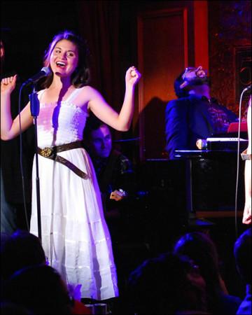 Philippa Soo; 54 Below Concert (Kristin Goehring)