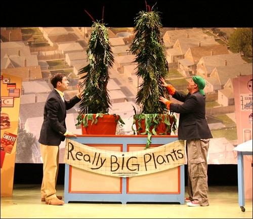 Lance Rubin & Jason SweetTooth Williams; Lucille Lortel Theater (Joan Marcus)