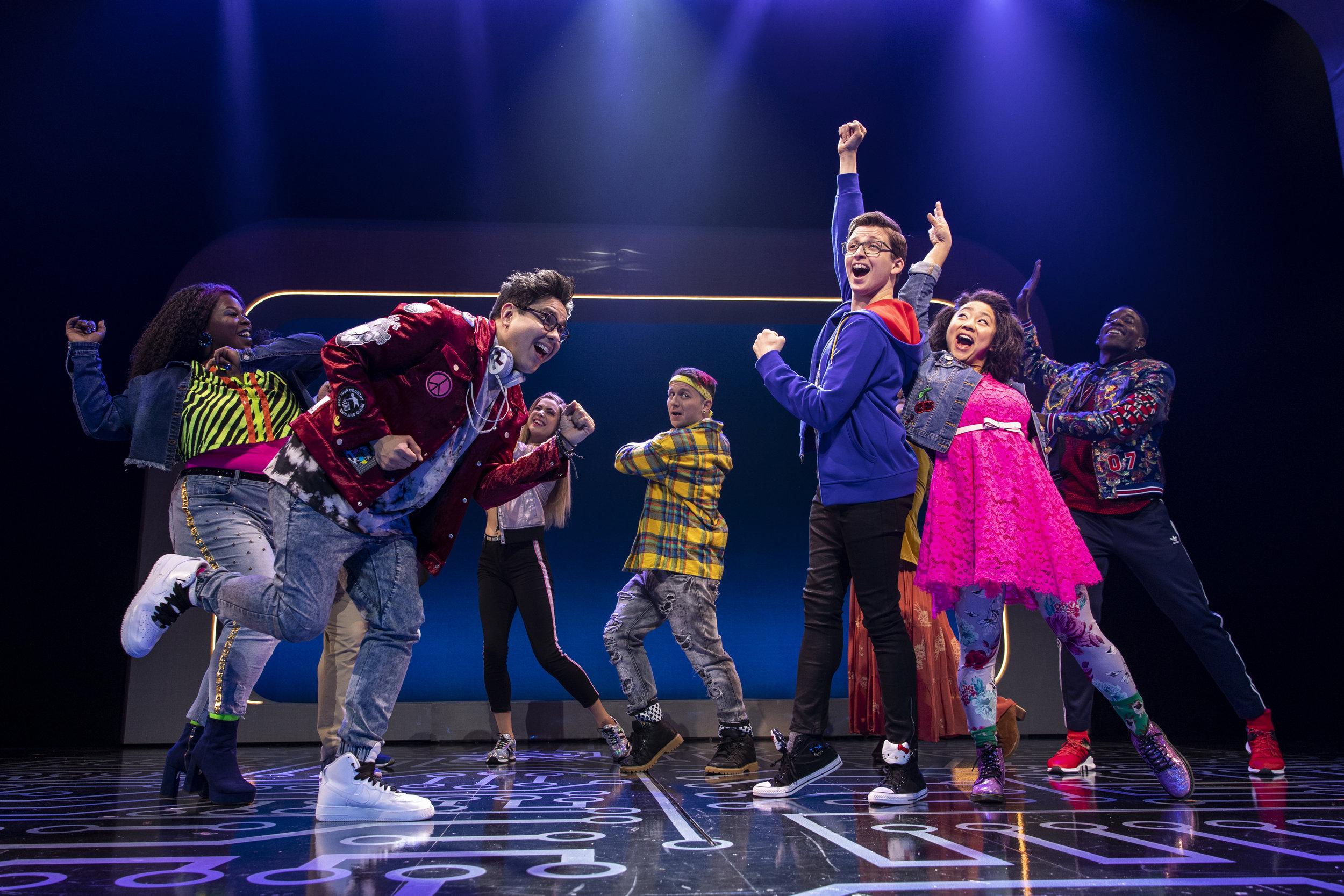 Broadway Cast (Maria Baranova)