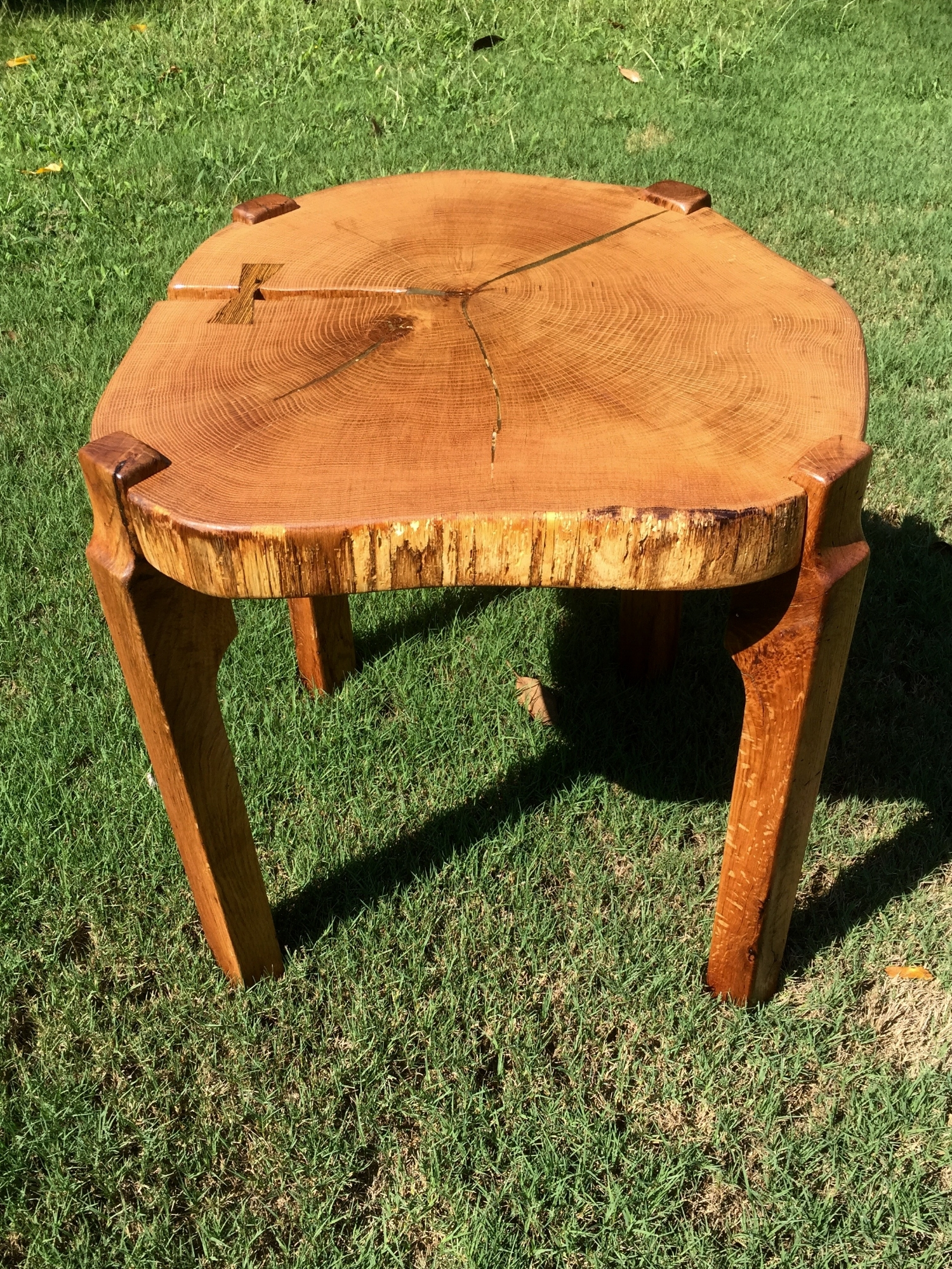 Bowtie Side Table