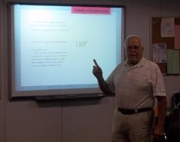 Don Flegal, Instructor